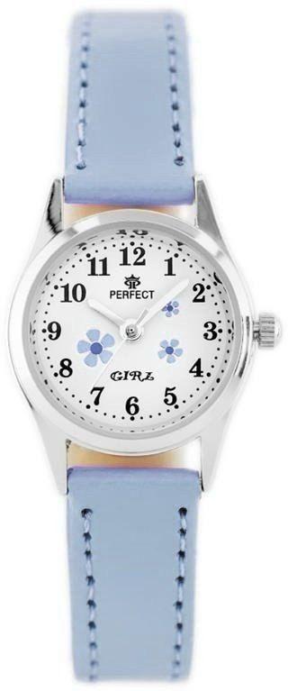 ZEGAREK DZIECIĘCY PERFECT G141 - light blue/silver (zp804x)