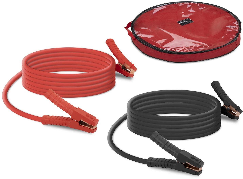Kable rozruchowe - 1500 A - 15 mm - MSW - MSW-BC1500/50 - 3 lata gwarancji/wysyłka w 24h