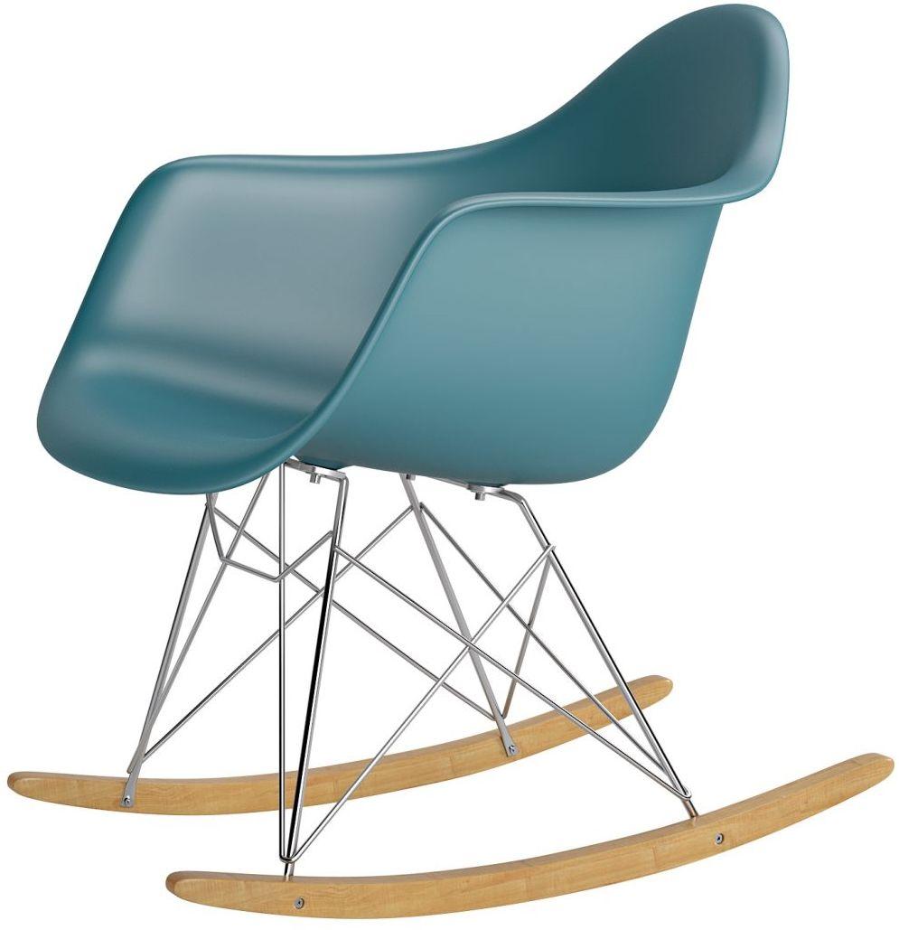 Krzesło bujane P018 RR PP morski