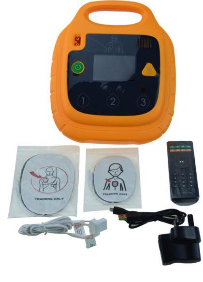 Trainer AED 112p - AED treningowy z wyświetlaczem