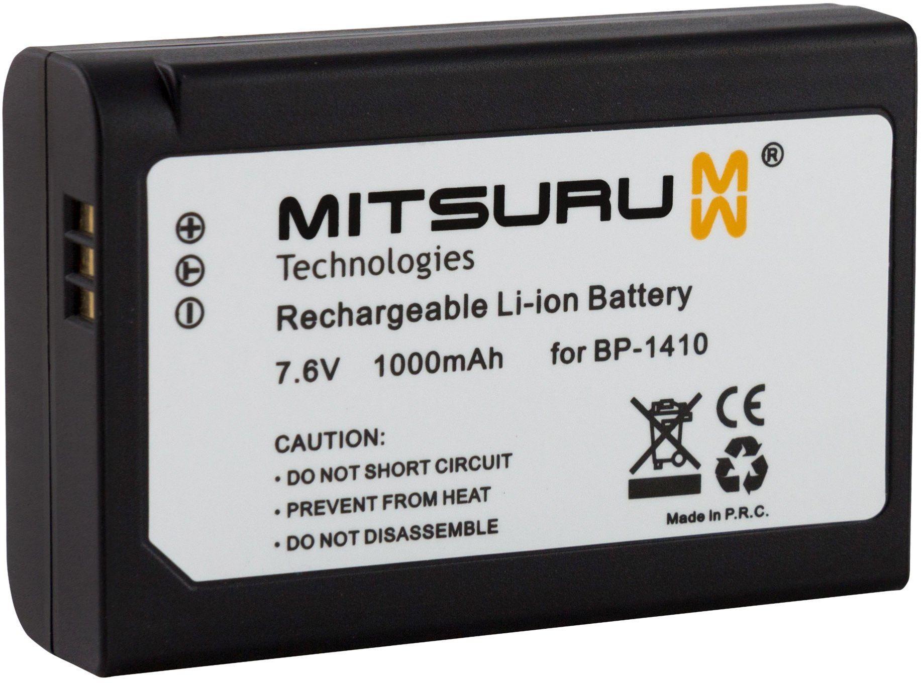 Mitsuru 8 W 7,6 V oryginalna bateria do kamery Samsung NX30/WB2200/WB2200F