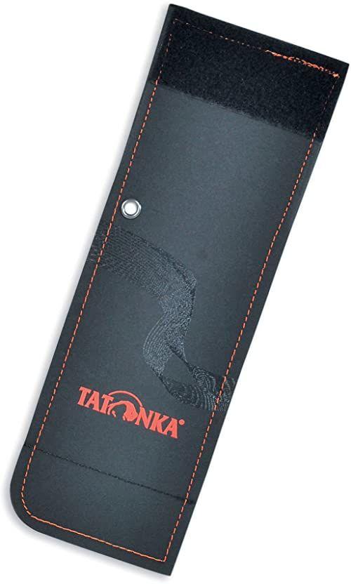 Tatonka portfel HY Folding, czarny/pomarańczowy, 2882