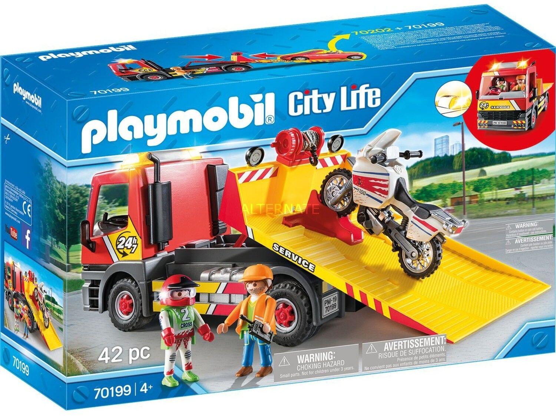 Playmobil - Pomoc drogowa 70199