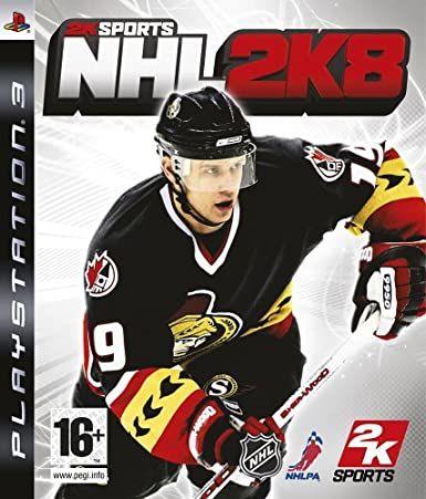 2KSports NHL2K8 PS3 Używana