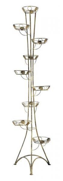 Kwietnik metalowy - Dostępny w 7 kolorach - Kwietnik metalowy