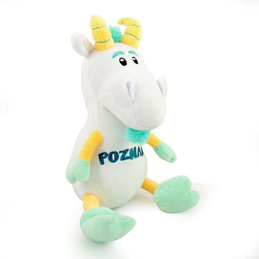 Zabawka pluszowa koziołek Poznań