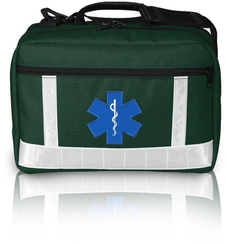 Torba medyczna apteczka pierwszej pomocy 12l, zielona
