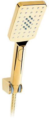 Valvex Loft Gold zestaw natryskowy punktowy złoty 2455850