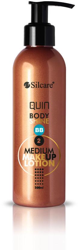 Balsam Fluid BB Body Shine - Medium 200 ml