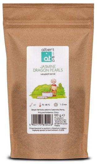Albert Tea Jasmine Dragon Pearls