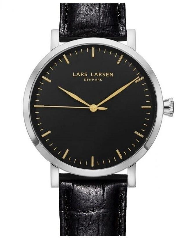 Zegarek Lars Larsen 143SB/BlackCroco GWARANCJA 100% ORYGINAŁ WYSYŁKA 0zł (DPD INPOST) BEZPIECZNE ZAKUPY POLECANY SKLEP