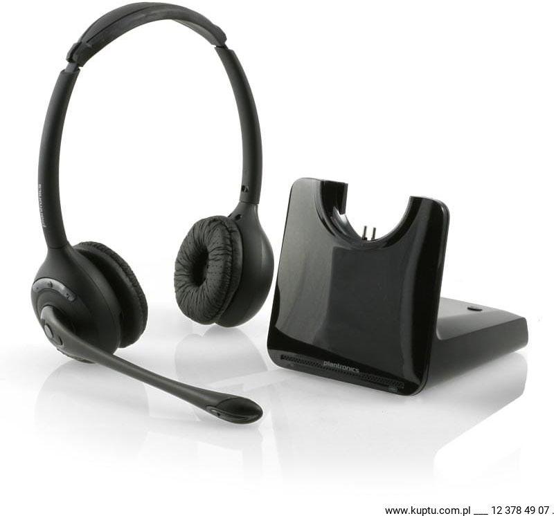 CS520 bezprzewodowy zestaw słuchawkowy DECT (84692-02)