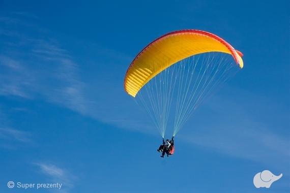 Lot Paralotnią dla Dwojga