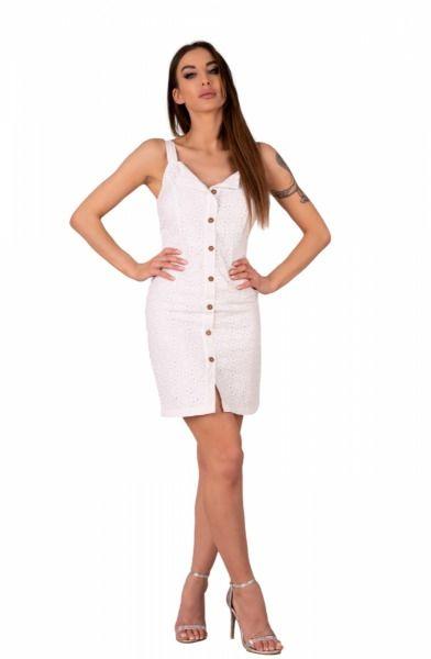 Sukienka damska merribel marsim white