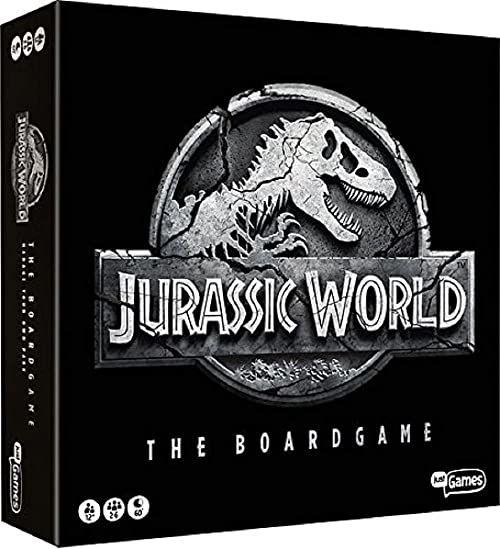 Jurassic World: Gra planszowa