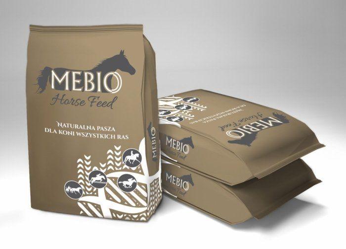 Mieszanka dla koni chudych MEBIO BUILD UP 20kg - St. Hippolyt - musli