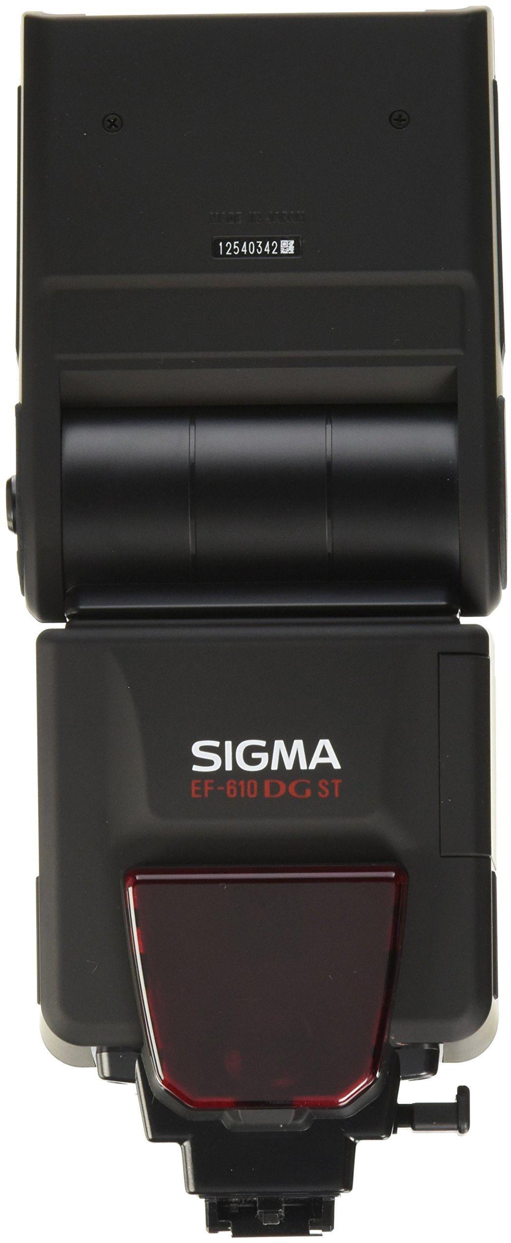 Sigma EF-610 DG ST elektroniczna lampa błyskowa do kamer Sony SLR