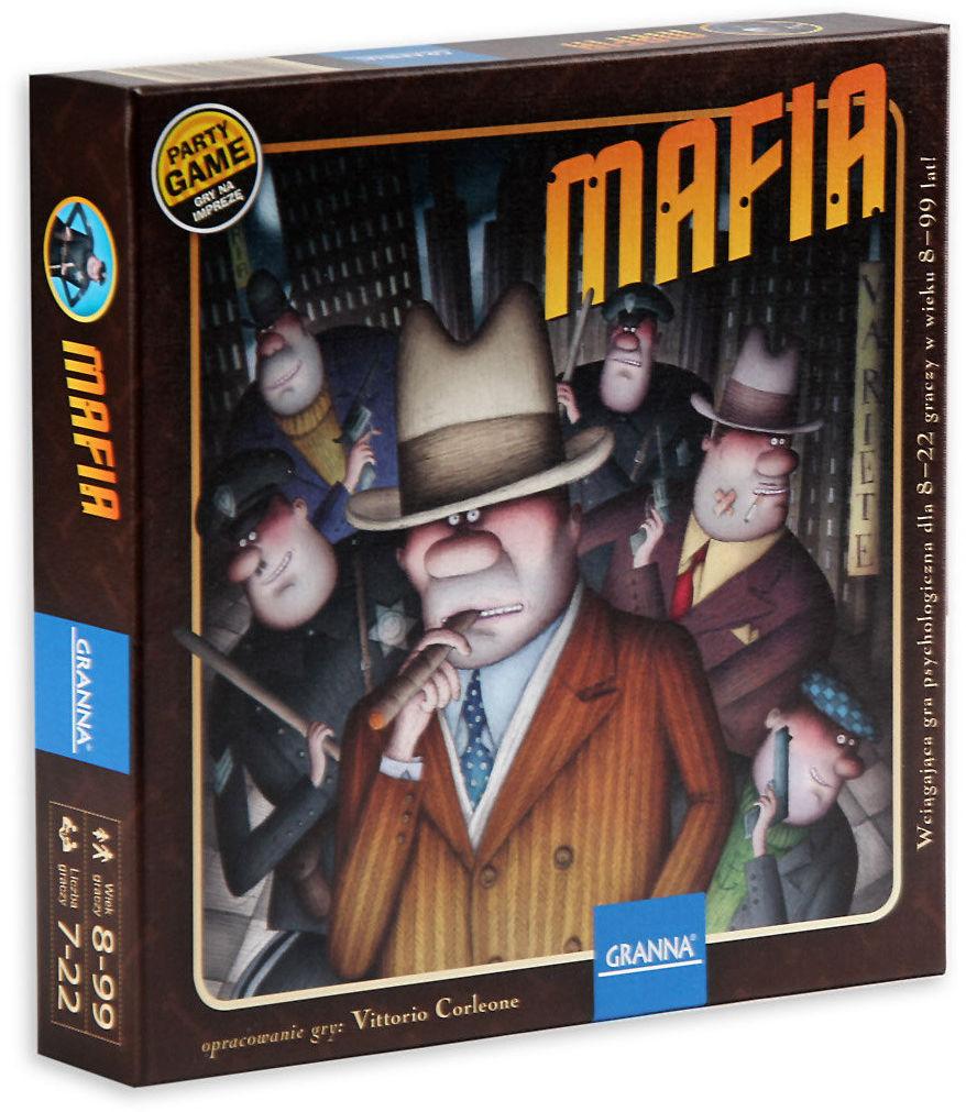 Granna - Gra Mafia 0849 587