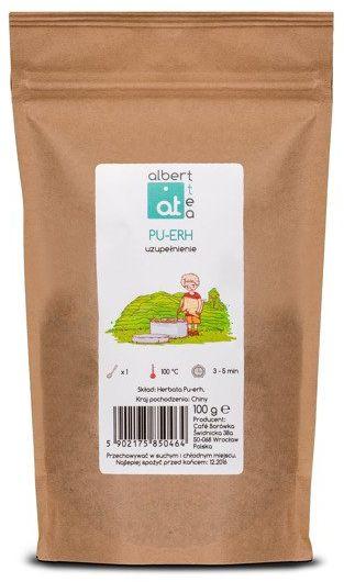 Albert Tea Pu-erh