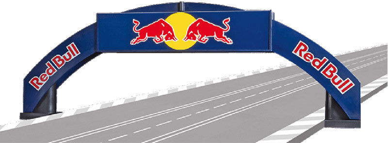 """Carrera - Mostek """"Red Bull"""" 21125"""