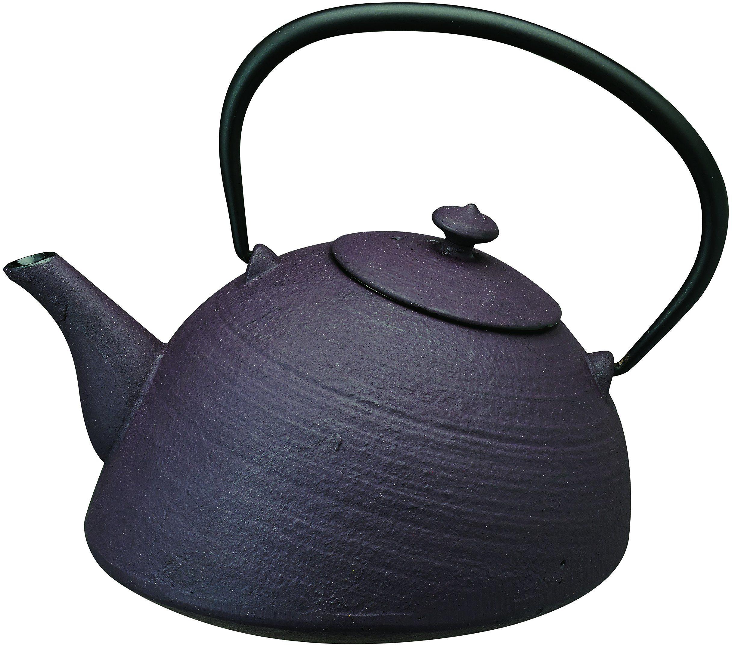 Beka Han czajnik do herbaty, żeliwo, liliowy, 30 cm