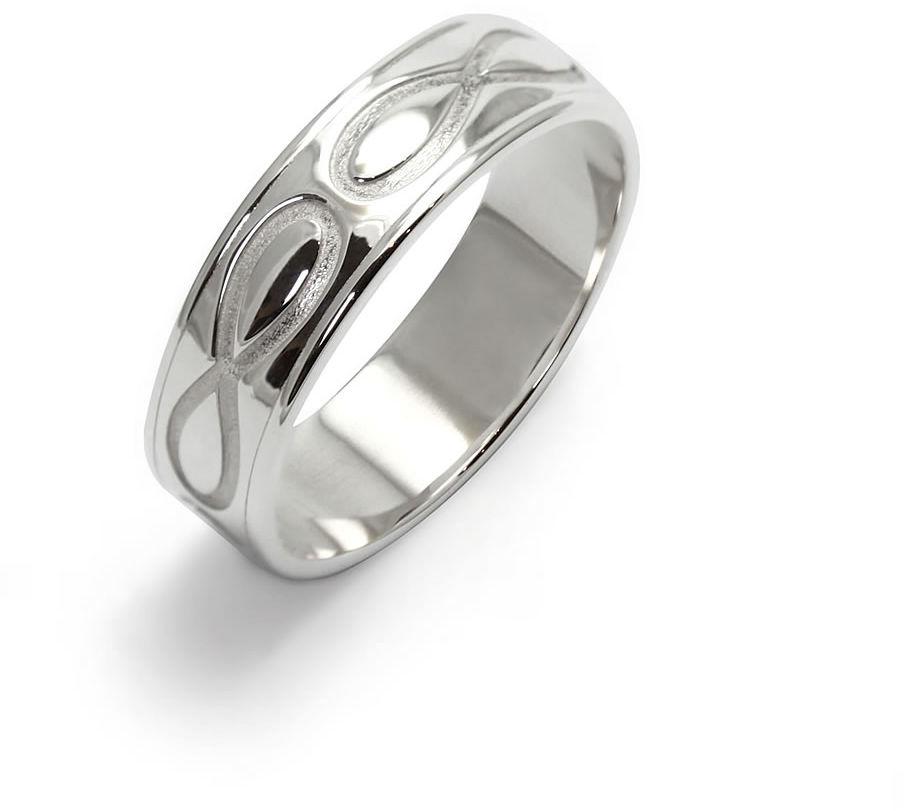 Kuźnia Srebra - Pierścionek srebrny, 6g, model