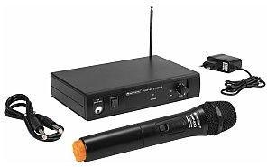 OMNITRONIC VHF-101 Mikrofon bezprzewodowy 212.35MHz