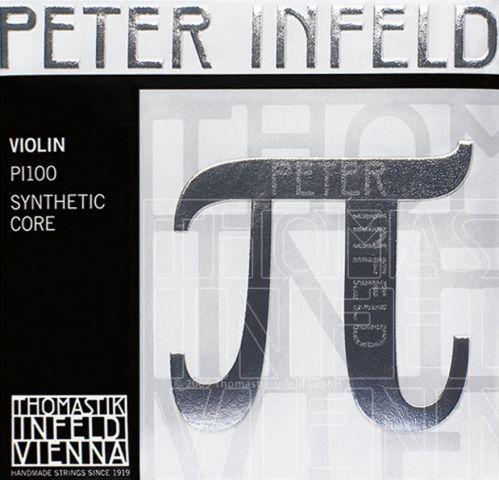 Thomastik (634503) Peter Infeld PI01SN struna skrzypcowa E 4/4, cynk