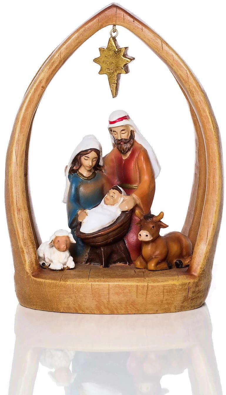 Szopka Święta Rodzina - Boże Narodzenie
