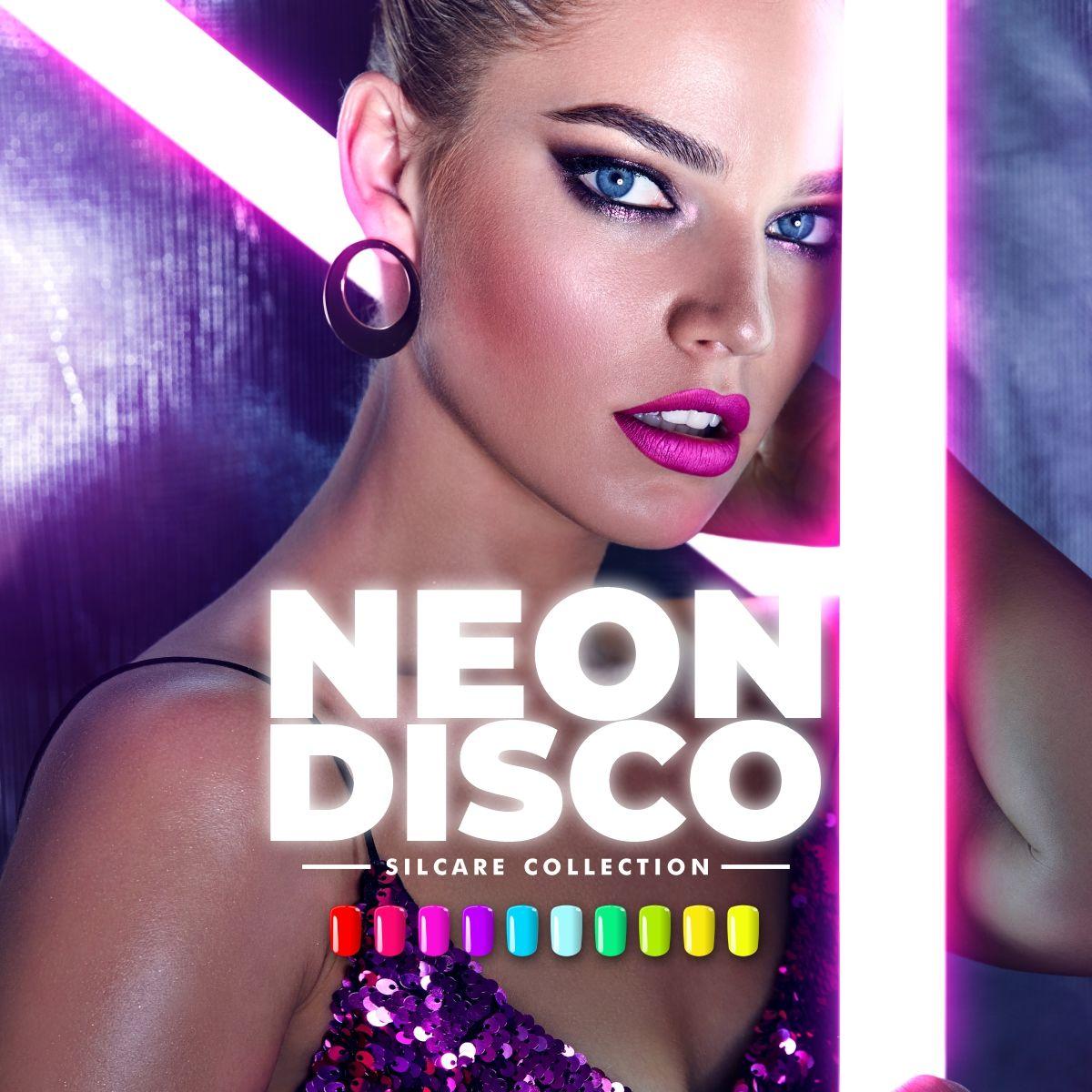 SILCARE INSPIRACJE Kolekcja Neon Disco
