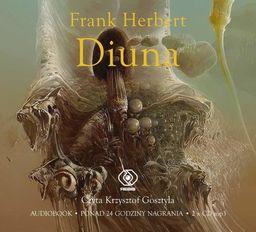 Diuna - Frank Herbert - audiobook