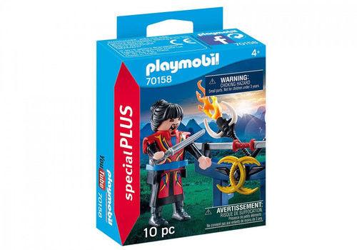 Playmobil - Azjatycki wojownik 70158