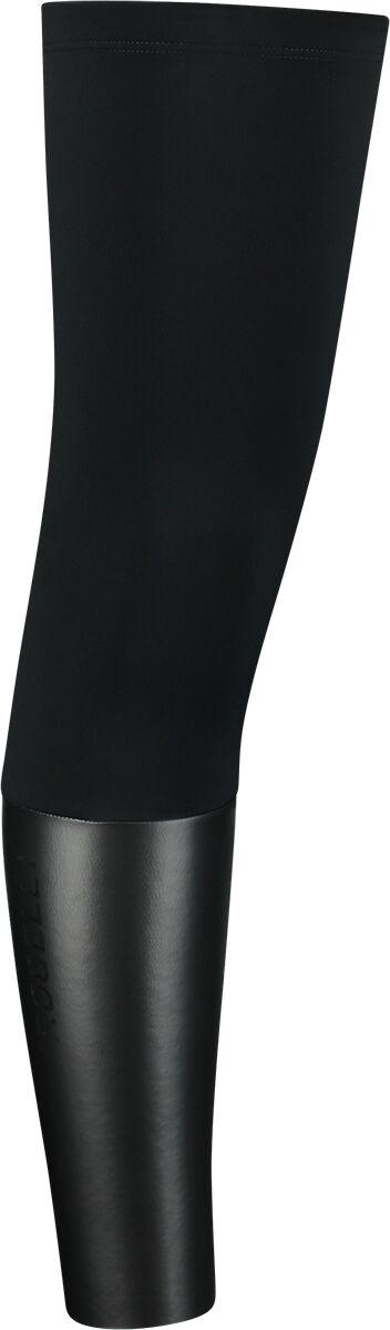 ROGELLI wodoodporne nogawki rowerowe HALO black ROG351067 Rozmiar: XS-S,SROG351067.XS.S