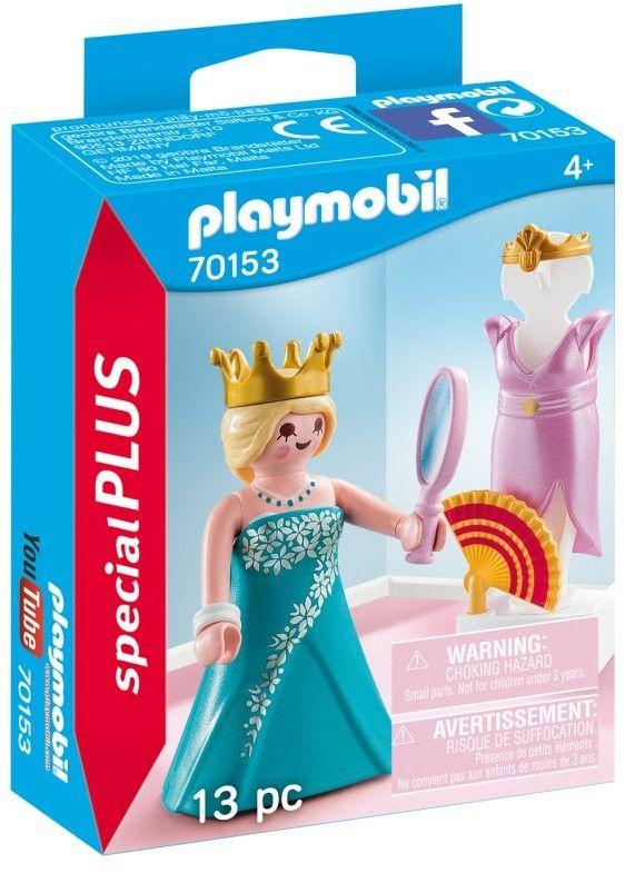 Playmobil - Księżniczka z manekinem 70153