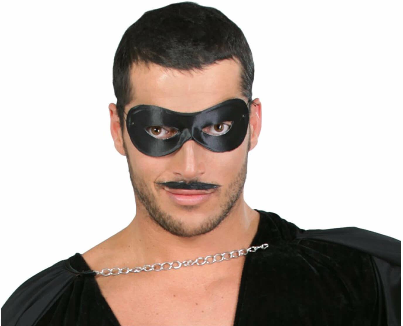 Maska karnawałowa Zorro - 1 szt.