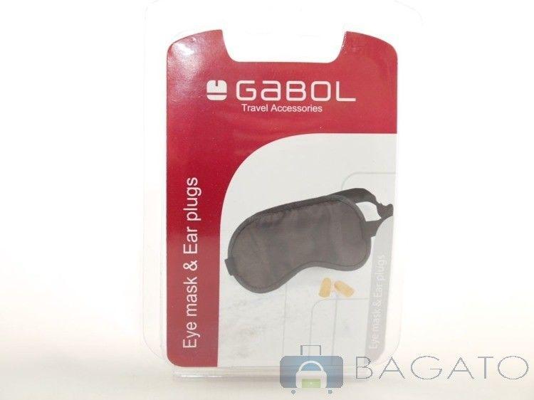 Opaska na oczy + Korki do uszu Gabol 800014