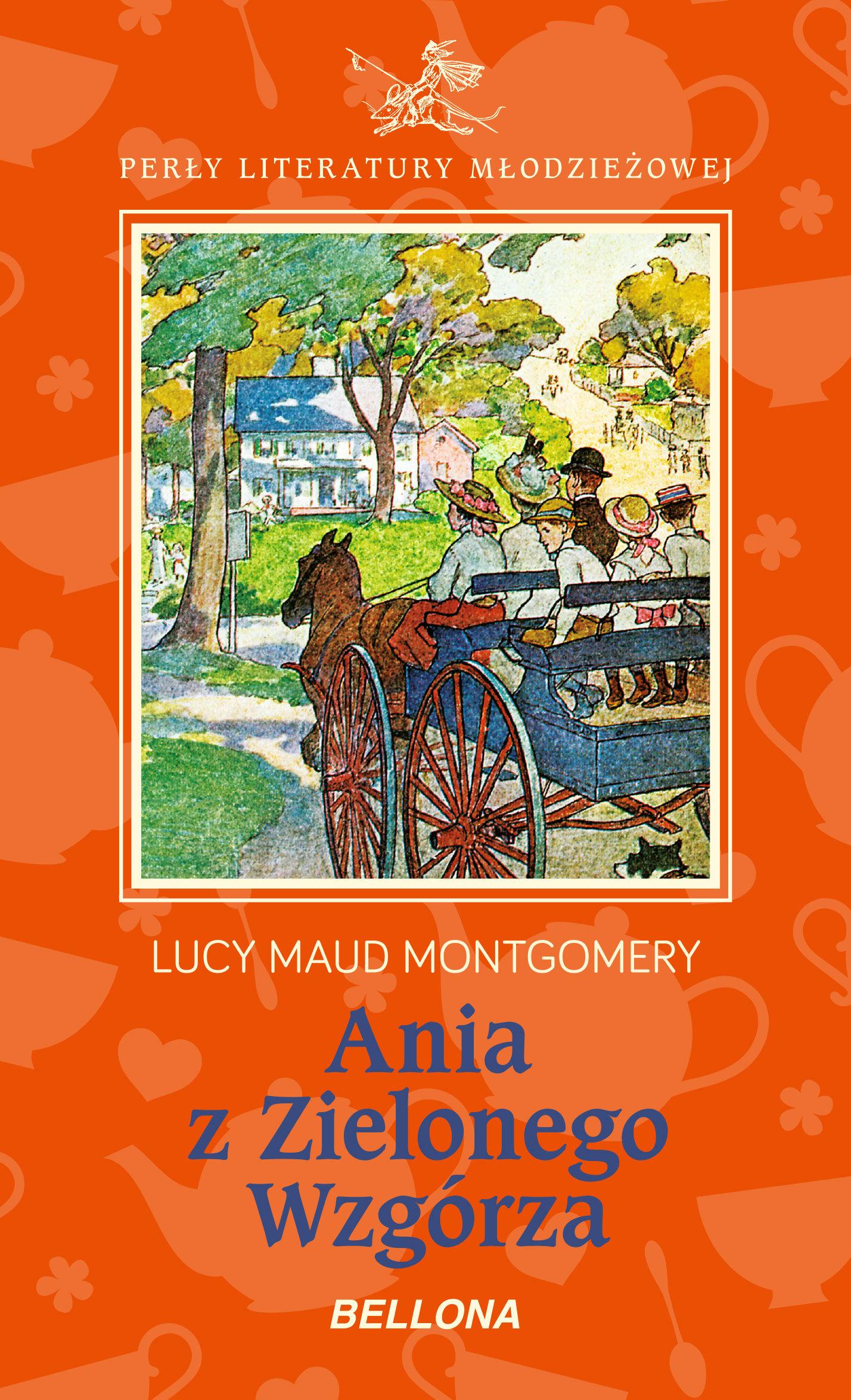 Ania z Zielonego Wzgórza - Lucy Maud Montgomery - ebook