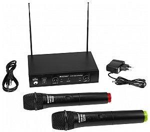 OMNITRONIC VHF-102 Mikrofon bezprzewodowy 215.85/207.55MHz