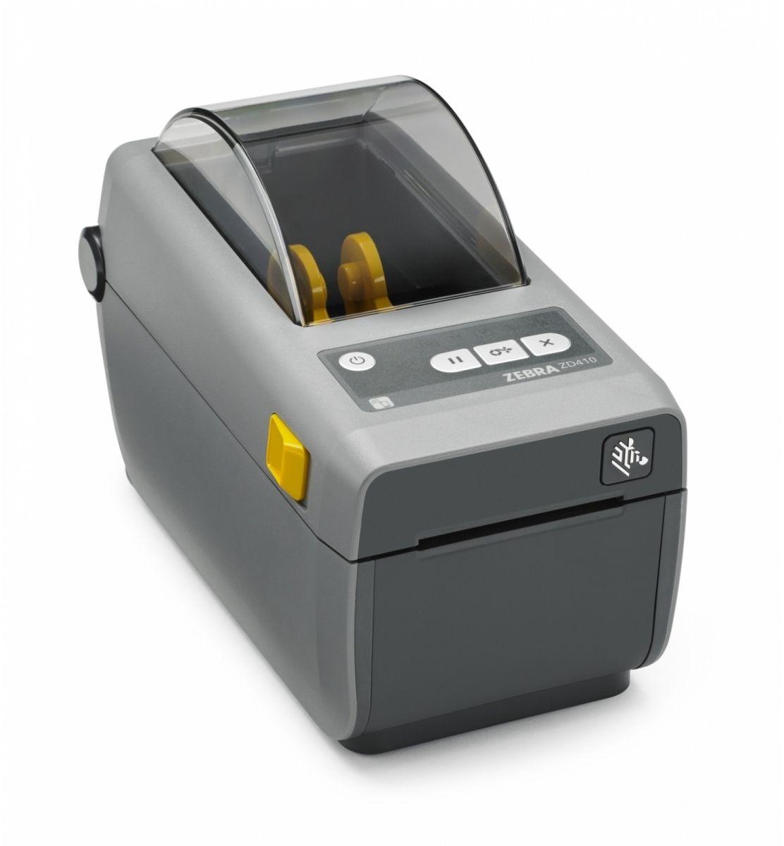 Biurkowa drukarka etykiet Zebra ZD410