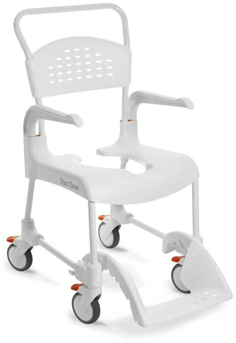 Wózek sanitarny toaletowo-prysznicowy ETAC CLEAN