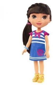 Fisher Price - Dora i przyjaciele lalka Dora letnia przygoda DGJ18