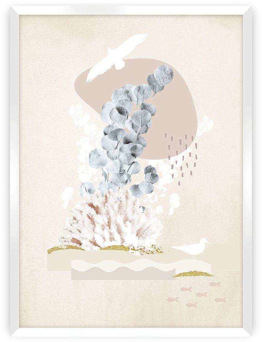 Plakat Beige Abstract I