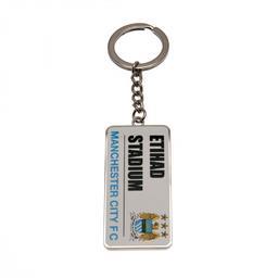 Manchester City - breloczek