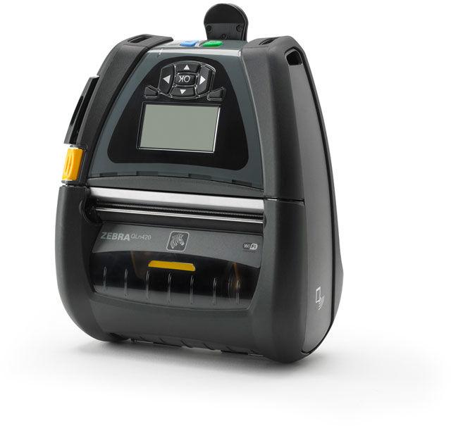 Przenośna drukarka etykiet Zebra QLn420