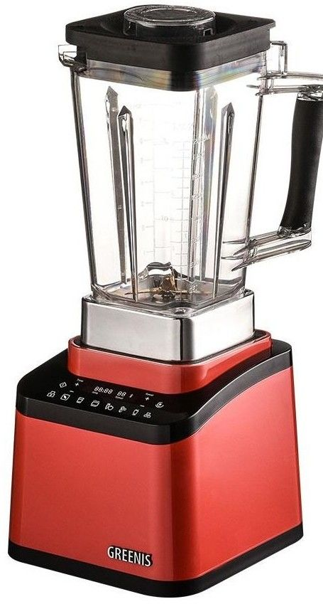 Blender Greenis FGR-8800 czerwony