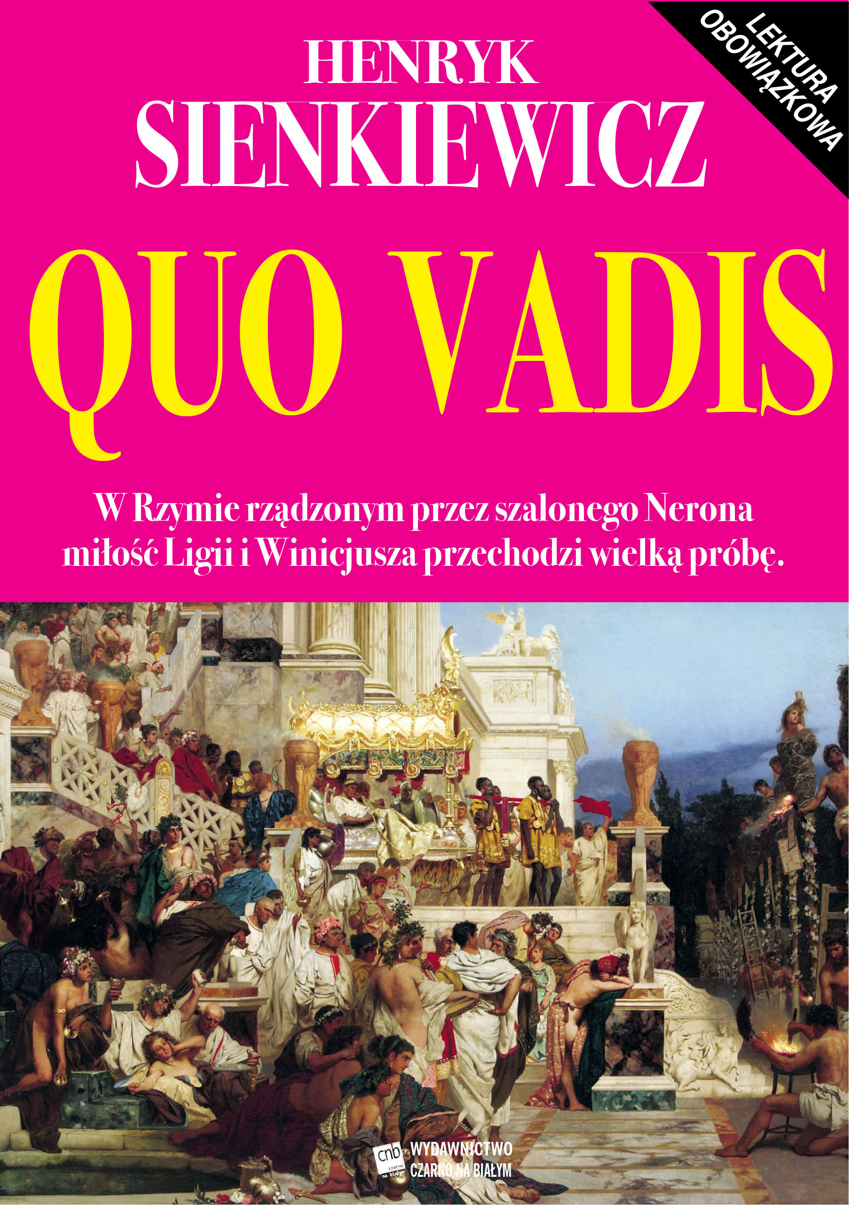 Quo vadis - Henryk Sienkiewicz - ebook
