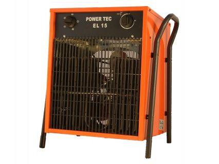 Nagrzewnica elektryczna POWER TEC EL15 15kW