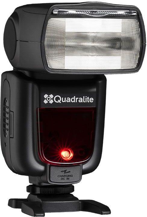 Quadralite Stroboss 60 Basic - lampa błyskowa uniwersalna Stroboss 60 Basic