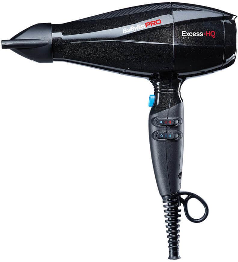 BaByliss Pro EXCESS HQ BAB6990IE Suszarka do włosów 2600W