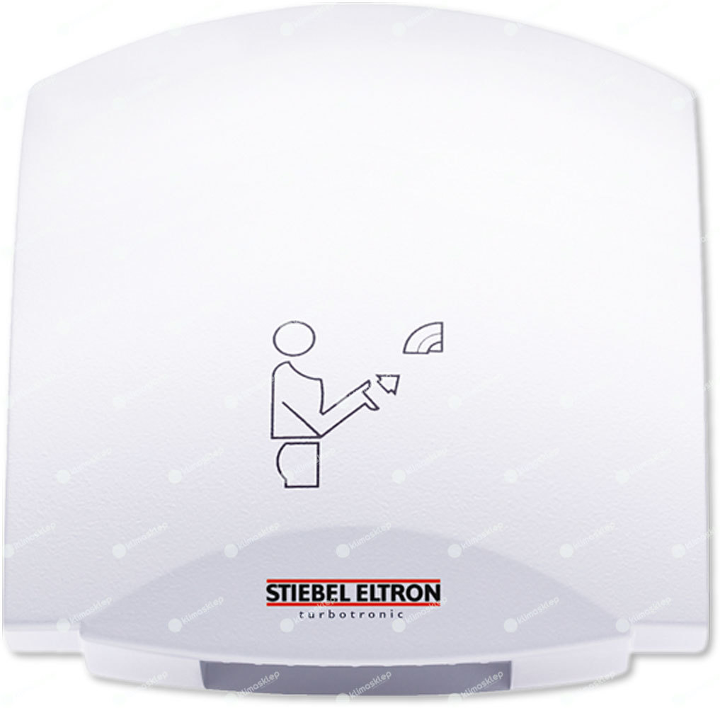 Suszarka do rąk Stiebel Eltron HTT 5 WS - 2600W / odlew aluminium